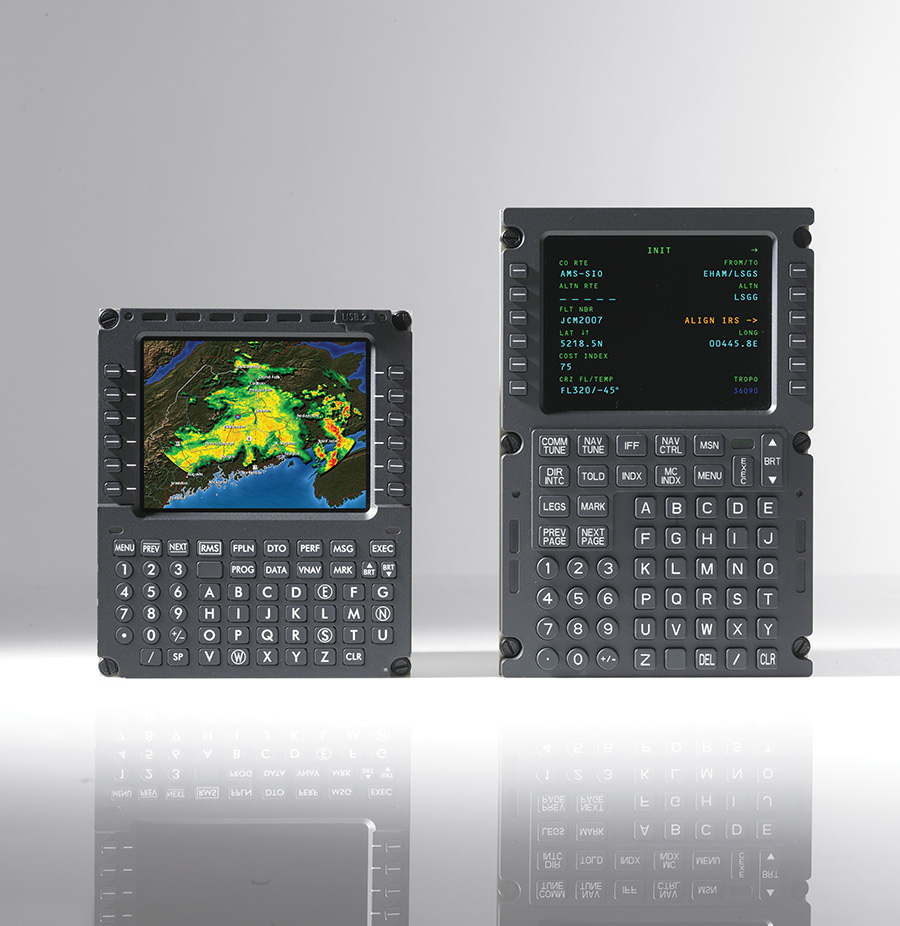 CDMS-3000 Control Display and Management System